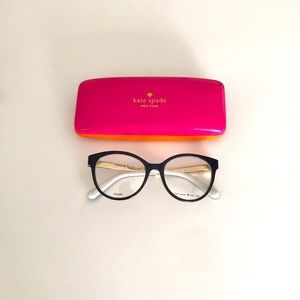 Kate spade eyeglass frame